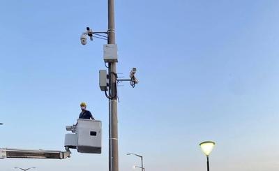 HOY / Verifican funcionamiento de cámaras de vigilancia del sistema 911 en Encarnación