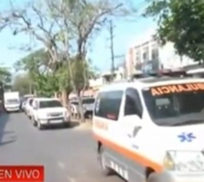 Presunto delincuente cae muerto en intento de asalto