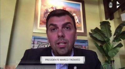 Trovato da salió al paso de la dura sanción de la FIFA y da su versión – Prensa 5