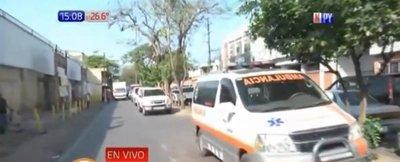 Presunto delincuente cae abatido tras intento de asalto a telefonía