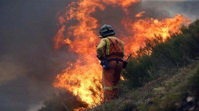 Pensar en bomberos profesionales