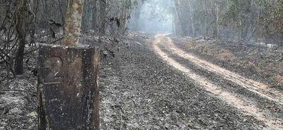 Lanzan campaña para prevenir incendios forestales en la reserva del Mbaracayú