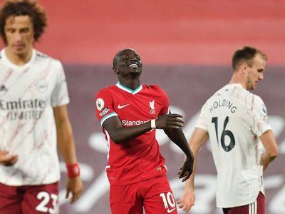 Liverpool deja los puntos en casa ante Arsenal