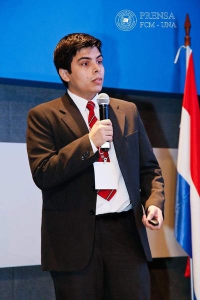 Médico paraguayo del Hospital de Clínicas obtuvo importante beca internacional