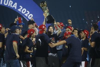 Cerro Porteño, el supremo dominador de los torneos cortos