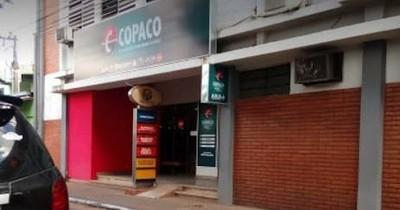 La Nación / Asaltante fue abatido dentro de local de Copaco en San Lorenzo