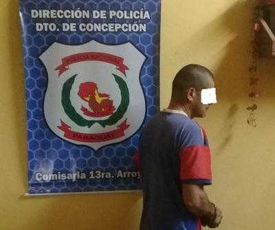 En Arroyito detienen a presunto abigeo