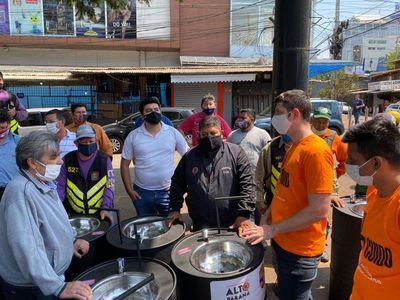 Ciudad del Este se prepara para la reapertura del Puente de la Amistad