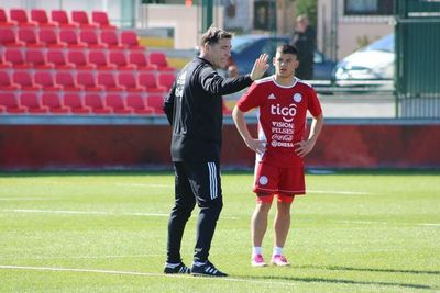 """Queremos un Paraguay capaz de ganar a grandes equipos"""