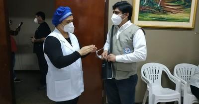 La Nación / Varias USF están tomando muestras para detección de COVID