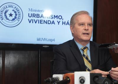 MUVH suma US$ 47 millones a su presupuesto 2020 para reactivación económica mediante obras