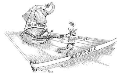 La corrupción; virus letal para los honestos