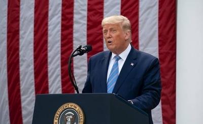 HOY / Trump anuncia plan para distribuir 150 millones de tests rápidos de COVID-19