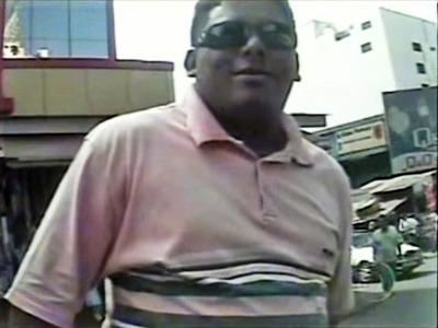 """Jefe de gavilla de """"GUIAS DE TURISMO"""" es TRAFICANTE de ARMAS"""