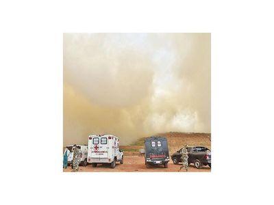 Conforman equipo de fiscales para investigar incendios