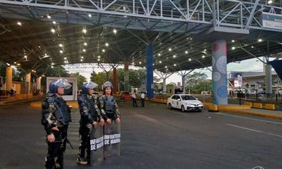 Comerciantes de Ciudad del Este emplazan al Gobierno de Marito para apertura del puente – Diario TNPRESS