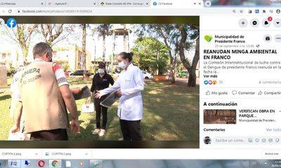 Reanudan mingas ambientales ante el acecho del dengue junto al calor – Diario TNPRESS