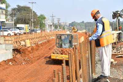 Plan de desvío del tránsito en CDE facilita que obras del Multiviaducto avancen sin pausa