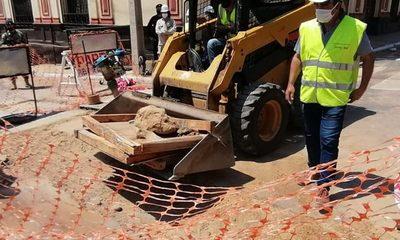 Asunción avanza hacia una mejorada red de alcantarillado sanitario