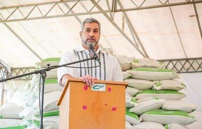 Abdo Benítez ratifica apoyo a cañicultores