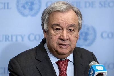 """""""No hay un final a la vista"""", dice el secretario general de la ONU sobre la pandemia"""