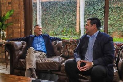 Vargas relaciona la visita de Macri a la sanción a Trovato