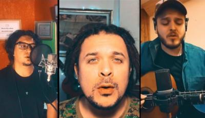 """HOY / Dani Meza celebra nominación de Tierra Adentro en los Latin Grammys: """"Es un logro para el Paraguay"""""""