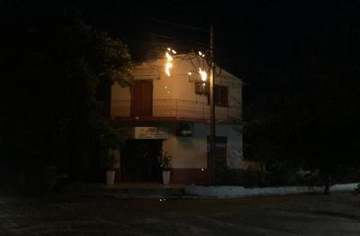 Cientos de clientes de Copaco quedan sin servicio a causa de un incendio