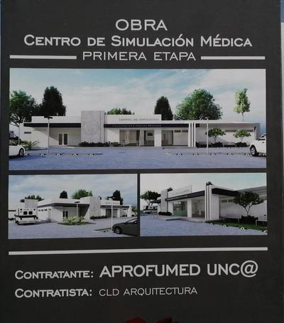 Inicia construcción del Centro de Simulaciones Médicas en Coronel Oviedo – Prensa 5