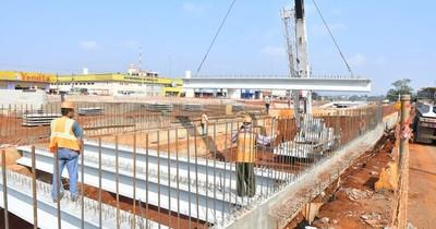 La Nación / Plan de desvío del tránsito en CDE facilita obras del multiviaducto