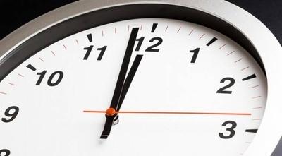 HOY / Este domingo se adelanta la hora: ANDE sostiene que no habrá incidencia en la demanda eléctrica
