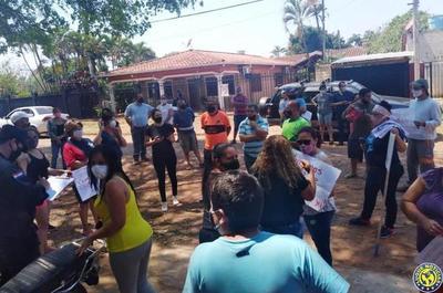 Más de mil familias sin agua en Isla Bogado •