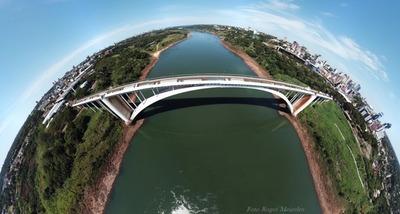 Protocolo CLARO y SERIO exigen autoridades de FOZ para REAPERTURA del Puente