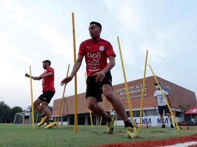 Selección Absoluta: Intenso 2do. turno en Ypané
