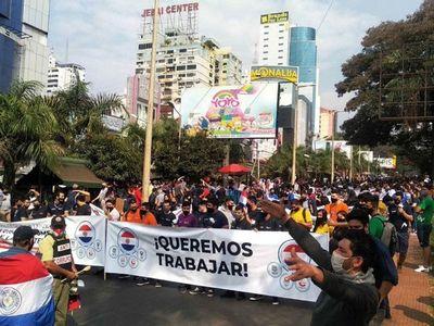 Hay nueva amenaza de movilización para urgir reapertura de la frontera