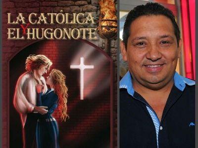 Nelson Aguilera lanzará nueva novela