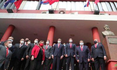Convención para prórroga ilegal de mandato en ANR