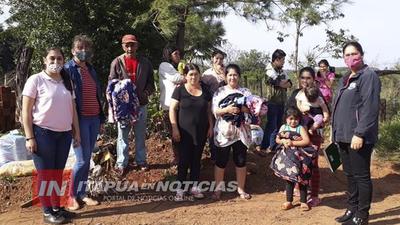 ASISTENCIA PERMANENTE A FAMILIAS HUMILDES DESDE LA CODENI