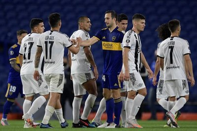 Boca, Gremio, Paranaense y Liga de Quito se unen a Nacional en octavos de Copa