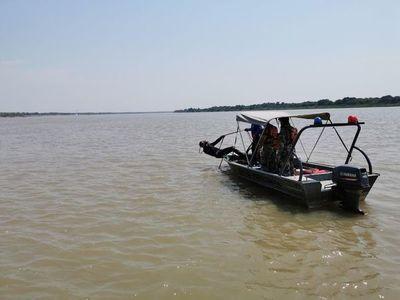 Se cumplen 20 días de la desaparición de un joven en aguas del río Paraguay
