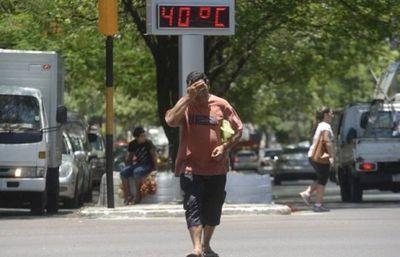 Meteorología pronostica un miércoles caluroso con más de 40ºC