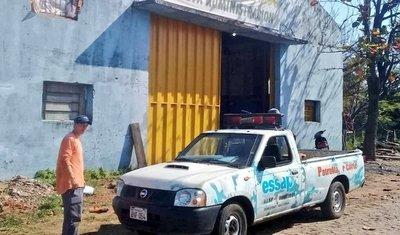 Pudientes de San Bernardino estaban conectados clandestinamente a servicio de Essap