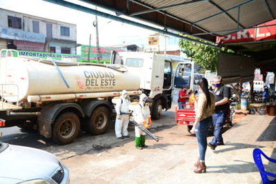 Comuna de CDE ahorra más de Gs. 1.000 millones en combustibles