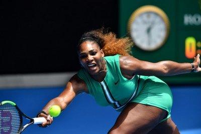 Lesión deja fuera de Roland Garros a Serena Williams