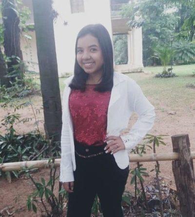 Buscan desesperados a menor de 17 años desaparecida