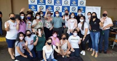 La Nación / Feria Mipymes-Capasu en CDE fue un respiro para emprendedores