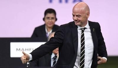 HOY / Presidente de FIFA felicita a Cerro Porteño por la conquista del Apertura 2020