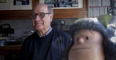 """Falleció Quino, creador de """"Mafalda"""""""