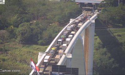 Salud de Foz recibirá recursos del Gobierno Federal para reabrir el Puente de la Amistad