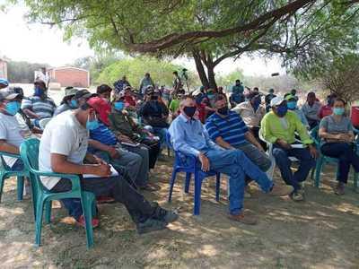 Proyectan construcción de 2 reservorios de agua para Laguna Negra